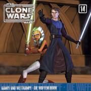 CD Star Wars - The Clone Wars, Folge 14 - ''Kampf und Wettkampf/ Die Waffenfabrik