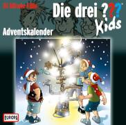 Kosmos Die Drei ??? Kids Adventskalender 2 CD