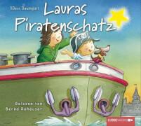 CD Lauras Piratenschatz