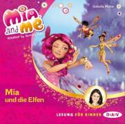 CD Mia and me 1 Elfen