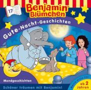 CD Benjamin Blümchen Gute Nacht 17