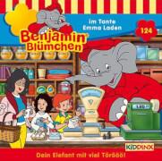 CD Benjamin Blümchen 124