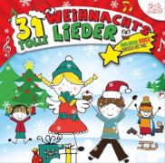 CD 31 tolle Weihnachtslieder