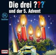 CD Die drei ???:Der 5.Advent