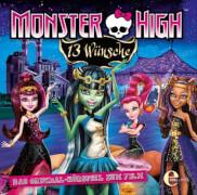 CD Monster High:13 Wünsche