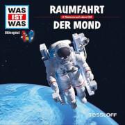 Tessloff WAS IST WAS Hörspiel: Raumfahrt/ Der Mond
