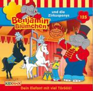 CD Benjamin Blümchen 125
