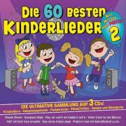 CD 60 beste Party-Kinderlieder