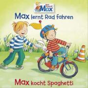 CD Max 12:lernt Rad fahren