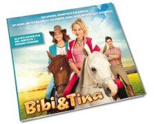 CD Bibi & Tina Original Soundtrack zum Film
