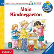 CD Mein Kindergarten, 1 Audio-CD