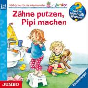 CD Zähne putzen, Pipi machen, 1 Audio-CD