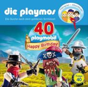 CD Die Playmos 40