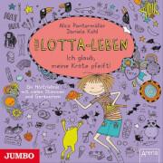 CD Mein Lotta-Leben. Ich glaub, meine Kröte pfeift!, 1 Audio-CD