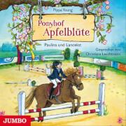 CD Ponyhof Apfelblüte - Paulina und Lancelot, 1 Audio-CD