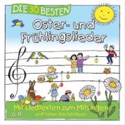 CD 30 Frühjahrs-u.Osterlieder