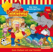 Benjamin Blümchen - Folge 126: Benjamin und der Zoo Kindergarten