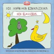 CD Kinderlieder-Die Klassiker