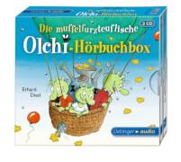 Die muffelfurzteuflische Olchi-Hörbuchbox 3CD