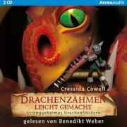 CD Drachenzähmen 3 Hörbuch