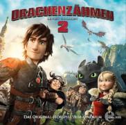 Drachenzähmen leicht gemacht 2 - Das Original-Hörspiel zum Kinofilm (CD)