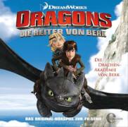 CD Dragons 1: Akademie