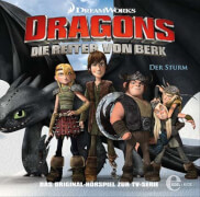 Dragons - Folge 2: Der Sturm (CD)