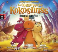 Der kleine Drache Kokosnuss - Hörspiel zum Kinofilm, Audio-CD, 80 Minuten, ab 5 Jahren.