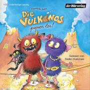 CD Vulkanos 1: pupsen los