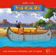CD Yakari Folge 24  -Der Wächter des Felsens
