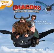 CD Dragons 3:Drache f.Haudrau