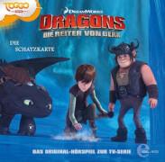 CD Dragons 4:Schatzkarte