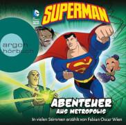 CD Superman:Metropolis