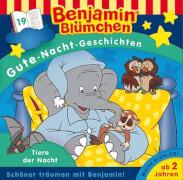 CD Benjamin Blümchen Gute Nacht 19