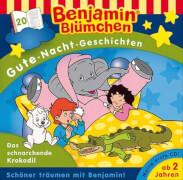 CD Benjamin Blümchen Gute Nacht 20