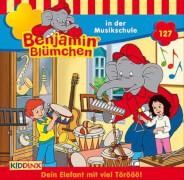 CD Benjamin Blümchen 127