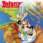 CD Asterix in Spanien