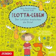 CD D2029Mein Lotta-Leben - Den Letzten knutschen die Elche!, 1 Audio-CD