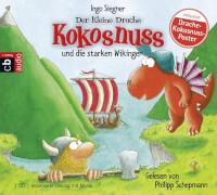 CD Der kleine Drache Kokosnuss s CD - und die starken Wikinger Folge 14