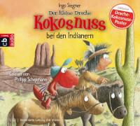 CD Der kleine Drache Kokosnuss CD - Bei den Indianern