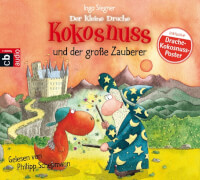 CD Der kleine Drache Kokosnuss  CD und der große Zauberer
