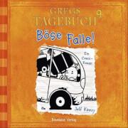 CD Gregs Tagebuch 9 - Böse Falle!