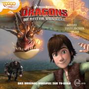 CD Dragons Die Retter von Berk-Alvins teuflischer Plan