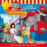 CD Benjamin Blümchen 128