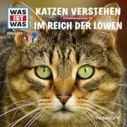 Tessloff WAS IST WAS Hörspiel: Katzen verstehen/ Im Reich der Löwen