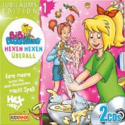Bibi Blocksberg - Hexen Hexen Überall: Edition 1 (CD-Box-Set, 2 Hörspiele)