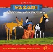 Yakari - Folge 25: Der Vogel mit den hundert Stimmen (CD)
