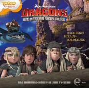 Dragons - Folge 9: Fischbeins Herausforderung (CD)