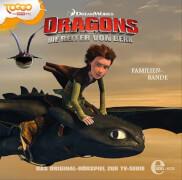 CD Dragons 10:Familienbande