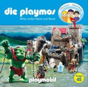 CD Playmos 45:Ritter außer